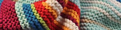 Tissage, tricot & crochet