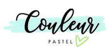 logo couleur pastel